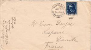 United States Colorado Highlands Sta. Denver c1915 numeral duplex  5c Washing...