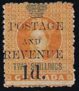 Grenada 1886-1891 SC 35 Mint