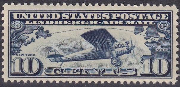 US #C10 MNH CV $12.50 (A19768)