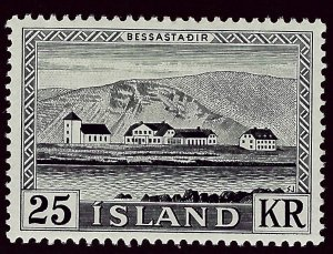 Iceland #305 Mint F-VF Value $25.00...Bid to win!!