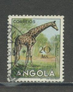 Angola 381  Used cgs