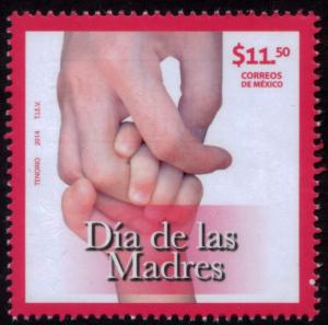 MEXICO 2871, Mother's Day. MINT, NH. VF.