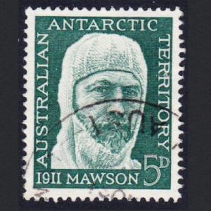 Australian Ant. Terr. Sir Douglas Mawson Australian Antarctic Expedition