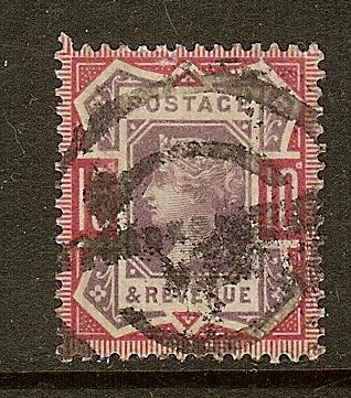 Great Britain, Scott #121, 10p Queen Victoria, Used