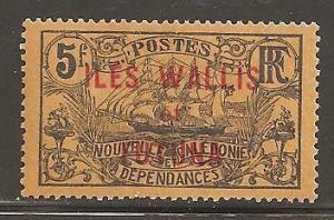 Wallis and Futuna Islands  SC  28   Mint,  Hinged