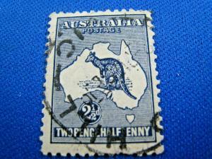 AUSTRALIA - SCOTT #46  -  USED   (wwa13)