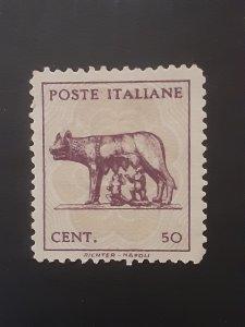 *Italy #439              MH