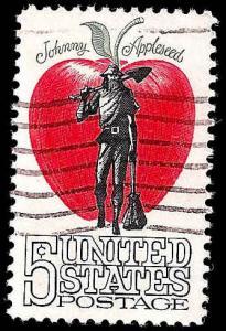 # 1317 USED JOHNNY APPLESEED