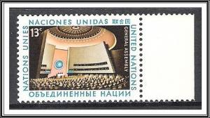 UN New York #300 General Assembly MNH