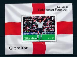 [25000] Gibraltar 2004 Soccer Football European football MNH