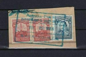 COLOMBIA STAMPS ON PIECE  REF 5369