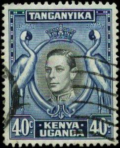Kenya, Uganda & Tanzania Scott #78 SG #143 Used