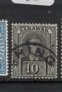 Sarawak SG 69 VFU (4dvq)