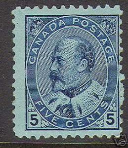 Canada #91 Mint