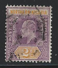 Northern Nigeria USED S.C.  21