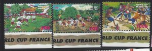 1768-1770 World Cup Soccer/France '98 CV$2