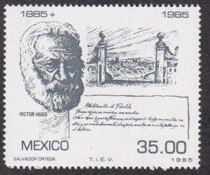 Mexico # 1381, Victor Hugo, NH