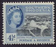 Southern Rhodesia SG 83 SC# 86 MH See scan and details