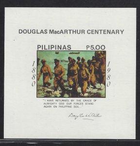 1452 Douglas MacArthur Centennial CV$5