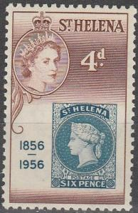 St Helena #154  MNH F-VF (SU5115)
