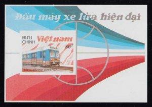 Vietnam Scott 1900 Mint never hinged.