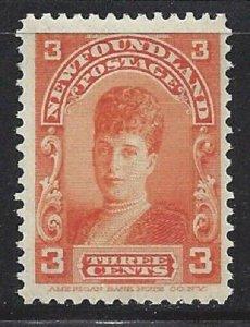 Newfoundland #83 OG