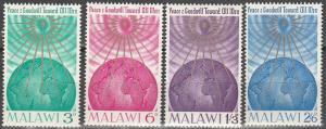 Malawi #18-21  MNH F-VF (V98)