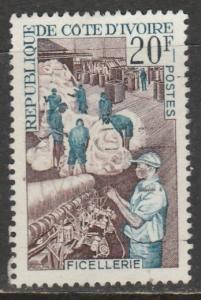 Côte d'Ivoire    1968  Scott No. 265  (O)