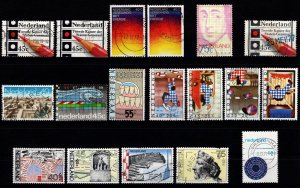 Netherlands 1977 Various Issue Sets [Used]
