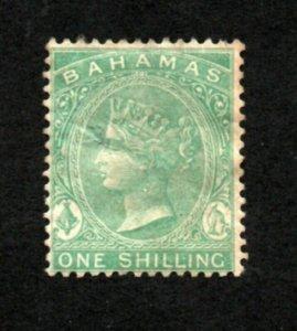 Bahamas - SG# 44 MH (thin) / wmk crown CA   -   Lot 0421168