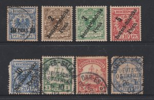 German East Africa a small (grubby) lot