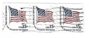 USA #1597   (3)   Used  1978  PD