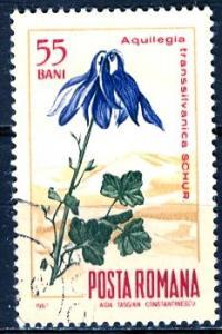 Romania; 1967: Sc. # 1927; O/Used CTO Single Stamp