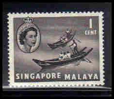 Singapore-Malaya Very Fine MNH ZA5952