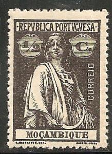 Mozambique 150 - Unused-NG - Ceres
