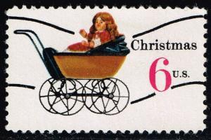US #1418a Doll Carriage - Precanceled; Used (0.25)