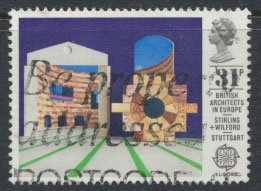 Great Britain SG 1357 SC# 1178  Used Europa 1987  see details