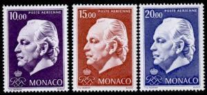 Monaco C81-3 MNH Prince Rainier III