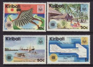 1983 Kiribati Commonwealth Day Set U/M