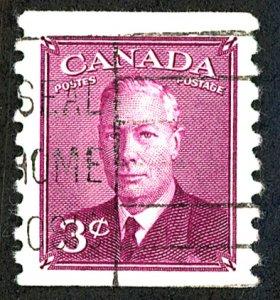 Canada #299 Used