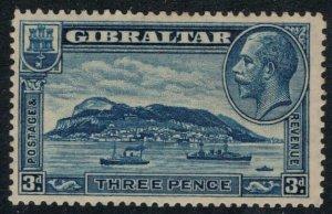Gibraltar #99a*  CV $37.50