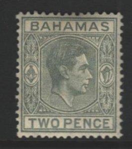 Bahamas Sc#103 MH