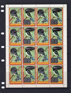 Timor (Occussi-Ambeno) 1989 Concorde-Apollo XI-Chess-Halley's Comet Shlt