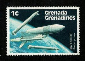 Space 1978 Space Shuttle Grenada/Grenadines 1c (TS-535)