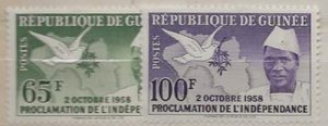 Guinee Dollar Special 173-174 m
