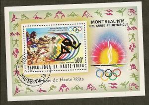 Upper Volta     Scott C230     Olympics     CTO