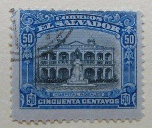 A6P38F190 Salvador 1912 50c used