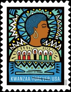 5530 Kwanzaa US Single Mint/nh FREE SHIPPING Delivery After 10/10