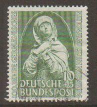 Germany #B324 Used
