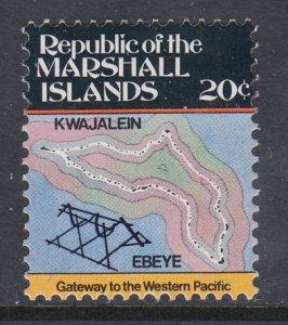 Marshall Islands 41 MNH VF